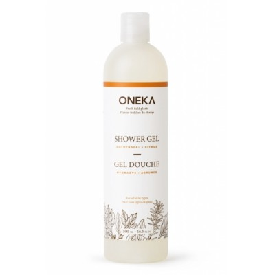 Oneka - Gel douche naturel 500 ml