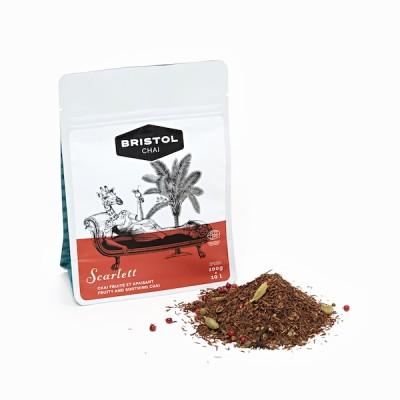 Bristol Chai - Scarlett biologique