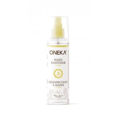 Oneka - Désinfectant pour les mains naturel 180 ml